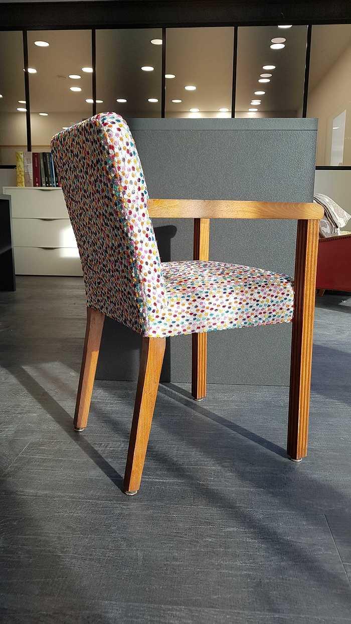 Réfection totale d''un fauteuilBridge - Région de Saint Brieuc 643151c7