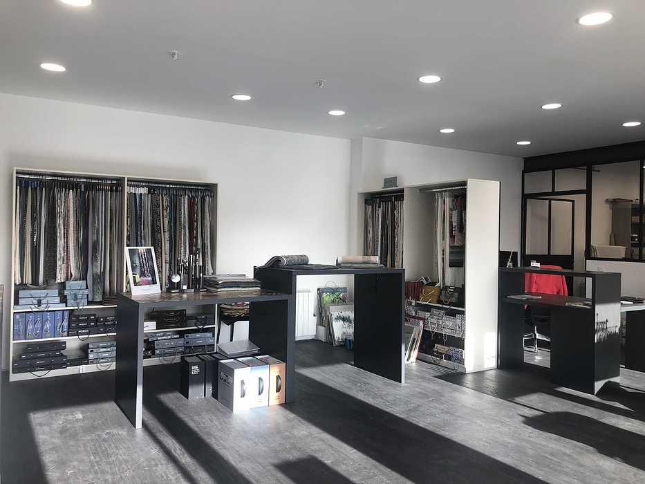 Nouveau Showroom pour COSI TAPISSIER / Lanvollon img1617